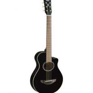 TRAVELLER ACOUSTIC/ELECTRIC GTR BLACK