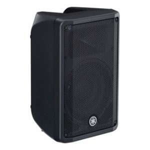 DBR10 700 WATT POWERED SPEAKER 10 INCH