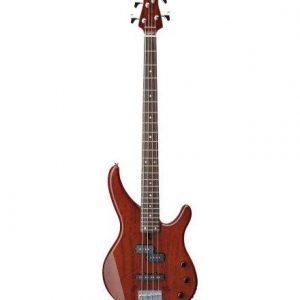TRBX174EW EXOTIC WOOD ROOT BEER BASS GUITAR